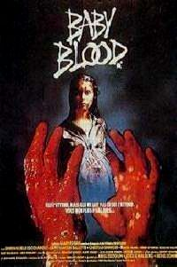 BABY BLOOD   THE EVIL WITHIN   1989