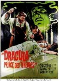 DRACULA PRINCE DES TENEBRES   DRACULA PRINCE OF DARKNESS   1966