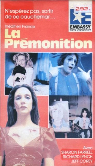 PREMONITION - LA   THE PREMONITION   1976