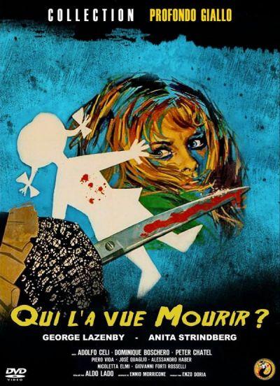 QUI L'A VUE MOURIR ? | CHI L'HA VISTA MORIRE ? | 1972