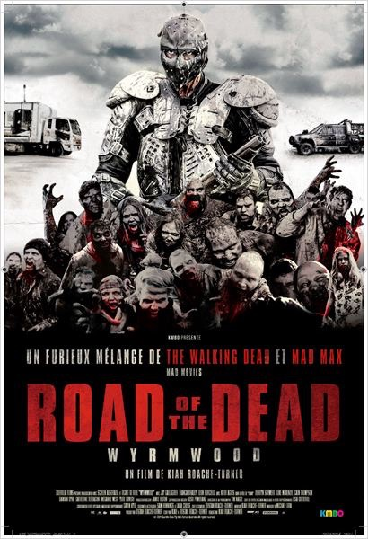 ROAD OF THE DEAD   WYRMWOOD: ROAD OF THE DEAD    2014
