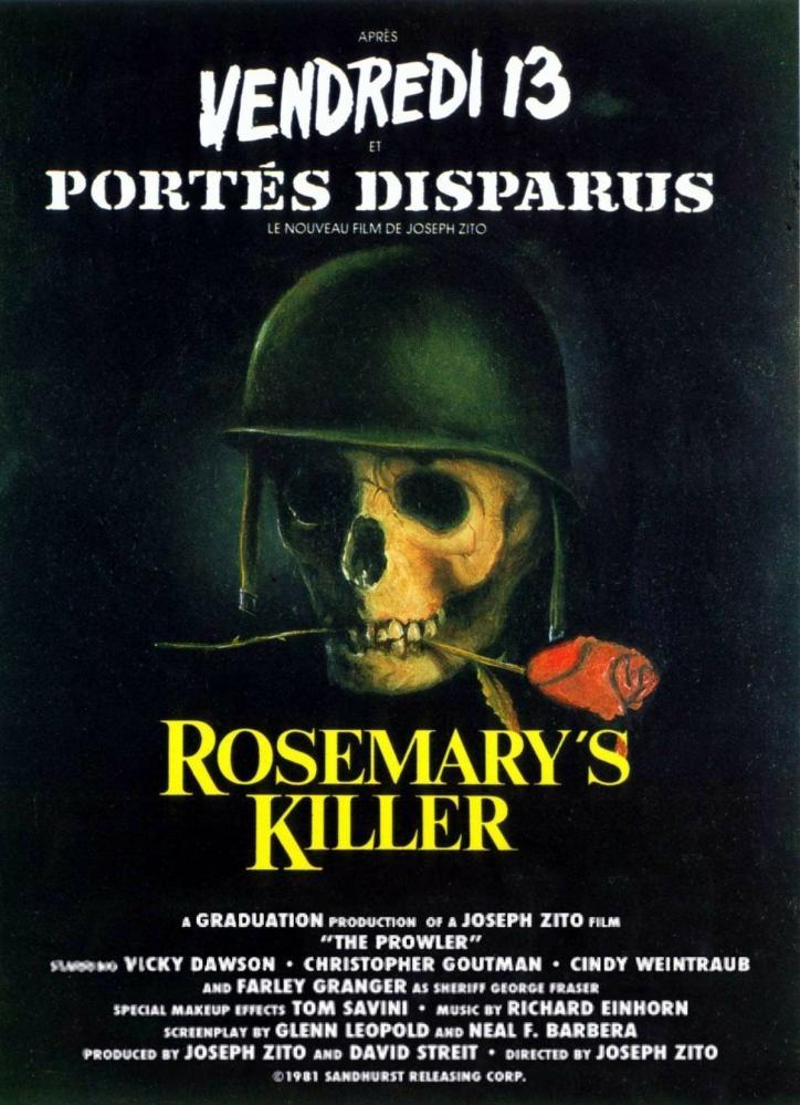 ROSEMARY'S KILLER | PROWLER - THE | 1981