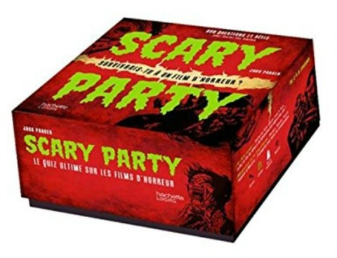 SCARY PARTY | SCARY PARTY | 2016