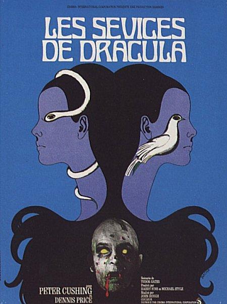 SEVICES DE DRACULA - LES   TWINS OF EVIL   1971