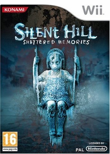 SILENT HILL : SHATTERED MEMORIES | SILENT HILL : SHATTERED MEMORIES | 2010