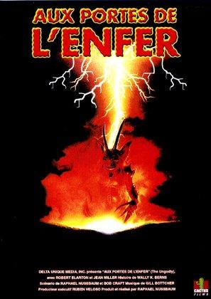 AUX PORTES DE L'ENFER | THE UNGODLY | 1989