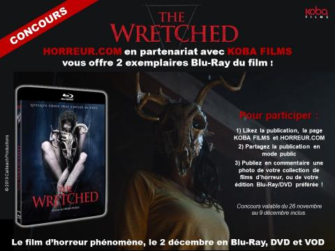 Jeu concours The Wretched