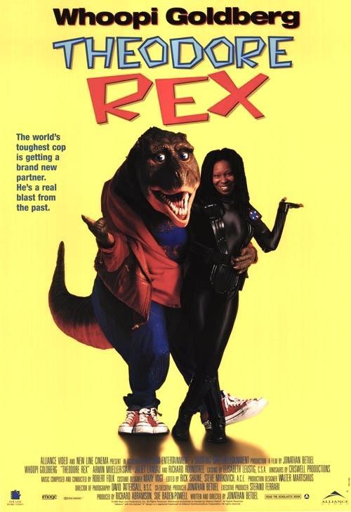 THEODORE REX | T-REX | 1995