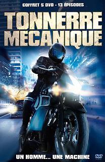 TONNERRE MECANIQUE (SAISON 1 - DVD 3) | STREET HAWK | 1985