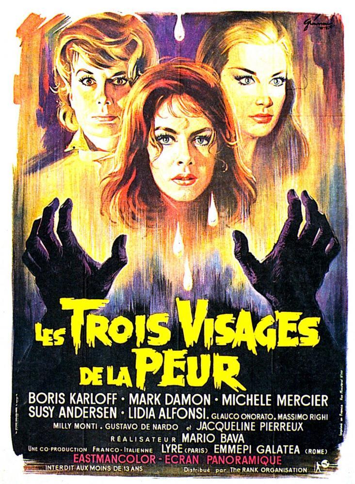 TROIS VISAGES DE LA PEUR - LES   TRE VOLTI DELLA PAURA - I   1963