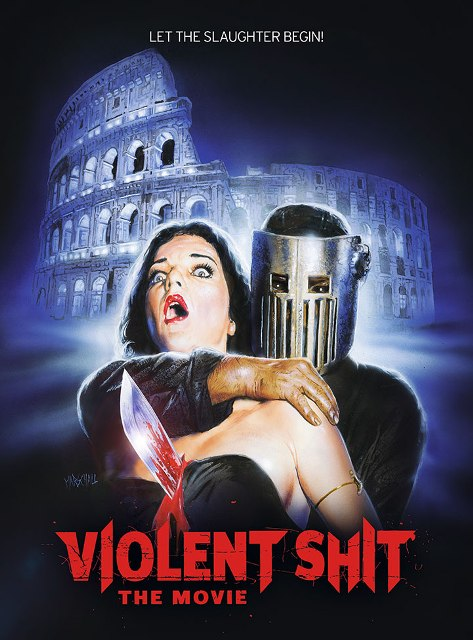 VIOLENT SHIT - THE MOVIE   VIOLENT SHIT - THE MOVIE   2015