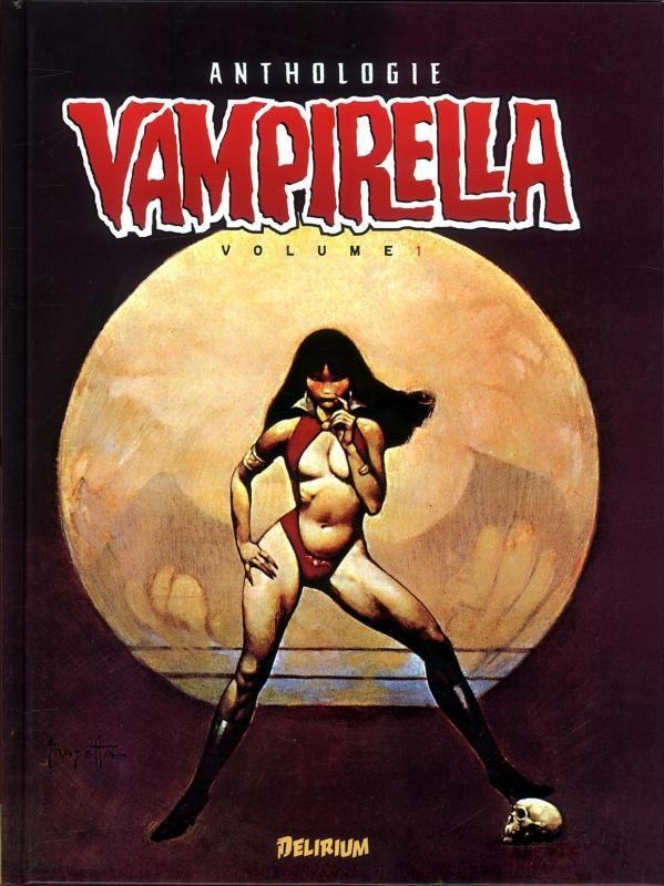 VAMPIRELLA ANTHOLOGIE VOLUME 1 | VAMPIRELLA ANTHOLOGIE VOLUME 1 | 2015