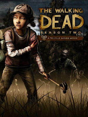 WALKING DEAD, SEASON 2 - THE   THE WALKING DEAD SEASON 2   2014
