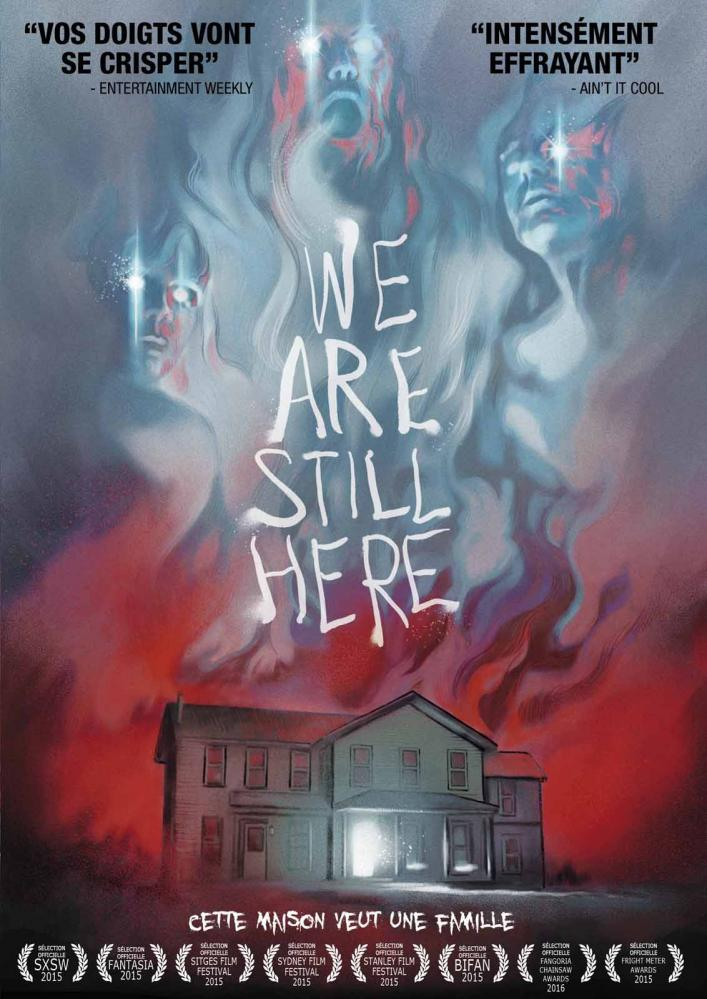WE ARE STILL HERE   WE ARE STILL HERE   2015