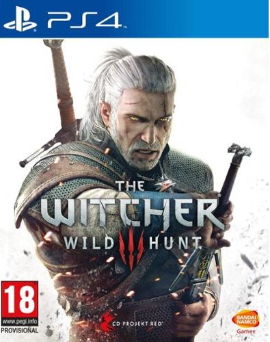 WITCHER 3 - THE   THE WITCHER 3 - WILD HUNT   2015